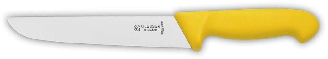 Giesser Schlachtmesser 4005 (18 cm) gelb