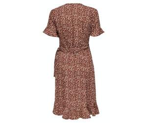 Only Onlolivia S S Wrap Dress Wvn Noos 15206407 Henna Ab 17 99 Preisvergleich Bei Idealo De