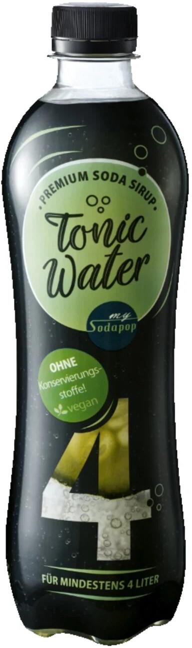 mySodapop Bar Essence Tonic Water (500 ml)