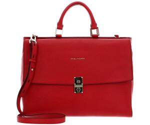 Piquadro Dafne Laptop Bag red