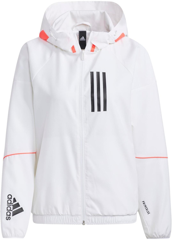 Adidas Women Athletics W.N.D. Jacket white/black (GF0131)