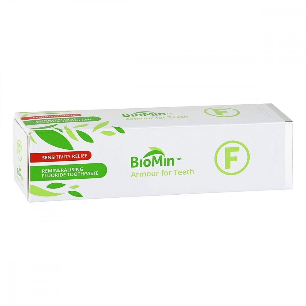 Dent-o-care Biomin F Zahnpasta (75ml)