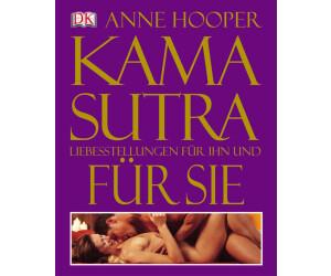 Kamasutra: Liebesstellungen für sie und für ihn: Liebesstellungen für ihn und für sie (Anne Hooper) [Taschenbuch]