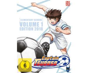 Captain Tsubasa 2018 - Vol.1 - Ep. 1-14 [DVD]
