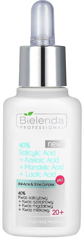 Bielenda 40% Salycilsäure + Azelainsäure (30g)