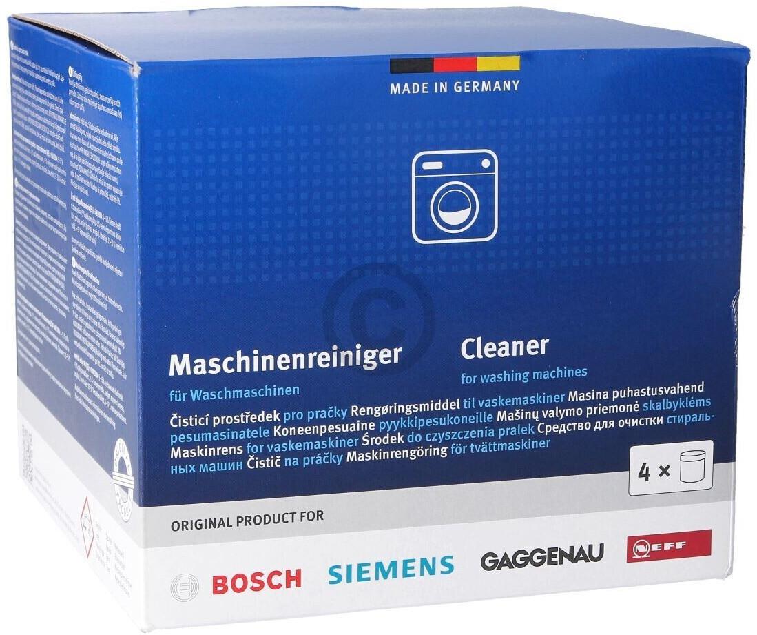 BSH Group Maschinenreiniger für Waschmaschinen (4 x 200 g)