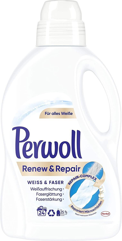 Perwoll Renew & Repair Weiß & Faser (24 WL)