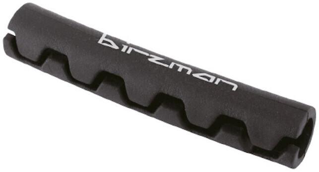 Birzman Tube Tops Kabelhüllen 4mm 4 Stück black