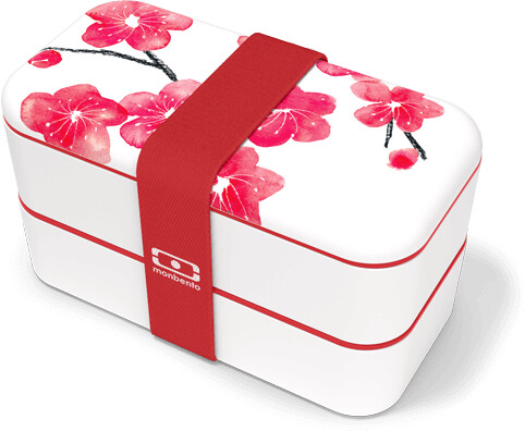 Monbento Original Bento-Box 1 l graphic  Blossom