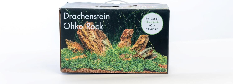 aquadeco Deko-Set Drachenstein für 60L