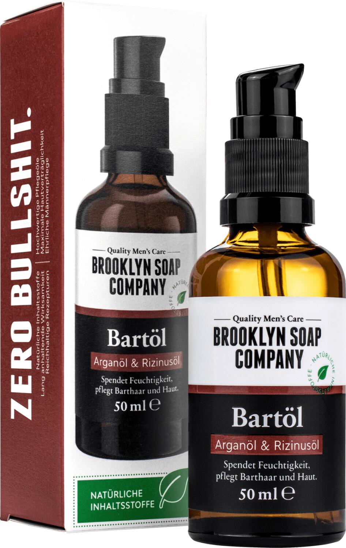 Brooklyn Soap Company Bartöl (50ml)