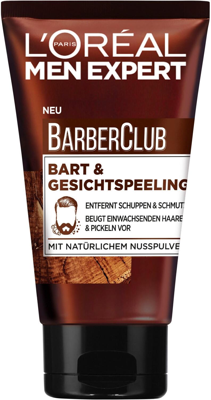 L'Oréal Men Expert BarberClub Bart & Gesichtspeeling (100ml)