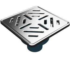 Mert Bodenablauf für ebenerdige Dusche 150 x 150 mm senkrecht
