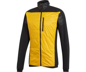 Image of Adidas Men Terrex Primaloft Hybrid Insulation Jacket legacy gold/black (FT9977)