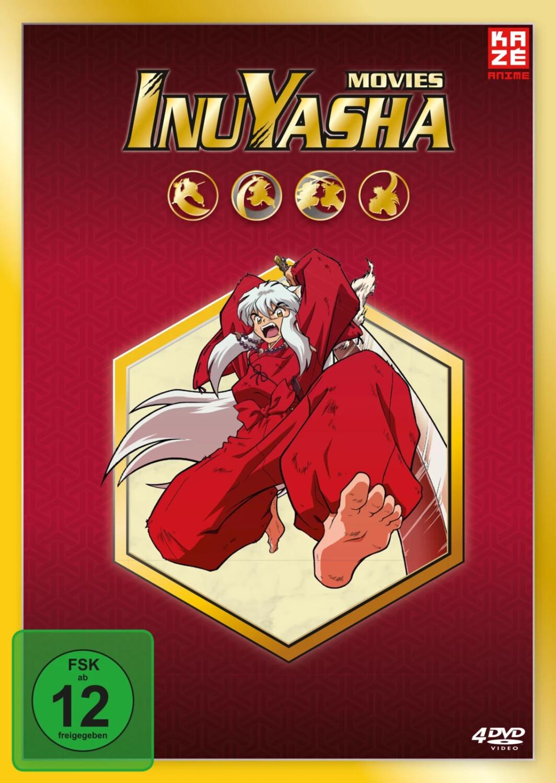 Inuyasha – Die Filme [DVD]