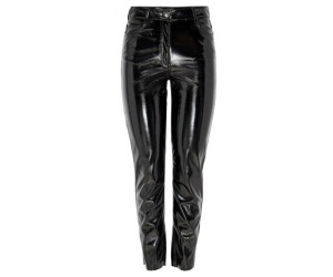 Only Onlemily-venyl Hw St Ank Pant Pnt (15215298) black