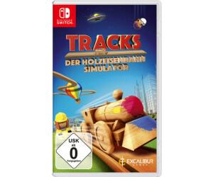 Tracks: Der Holzeisenbahn Simulator (Switch)