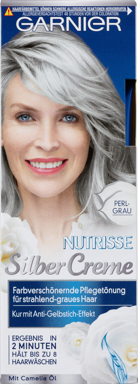 Garnier Nutrisse Silber Creme (80 ml) perl-grau