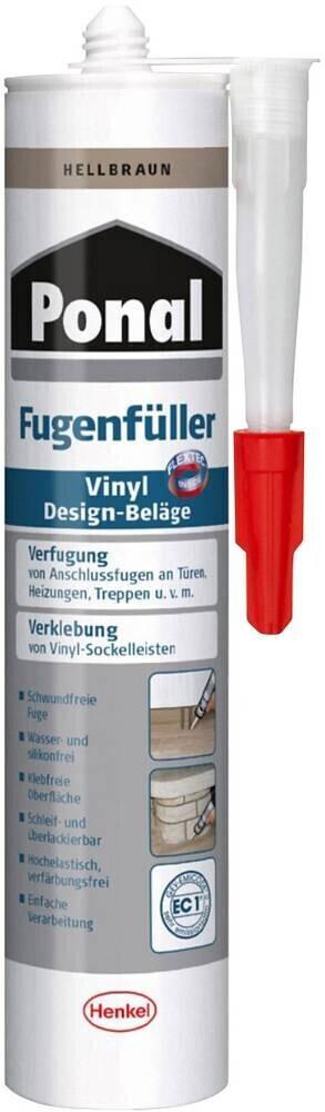 Ponal Vinyl Fügenfüller Beige (PV6HB)