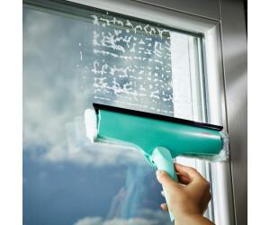 Leifheit Fensterwischer 3 in 1 Fensterreiniger 28cm Fenster Abzieher 51320