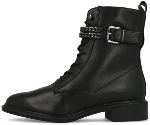 Tamaris Damen Schnürstiefelette schwarz Größe 37 38 39 40 41 Leder 25114 Boots