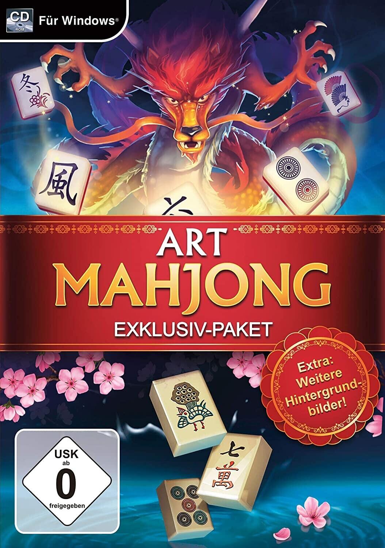 Art Mahjong: Exklusiv-Paket (PC)
