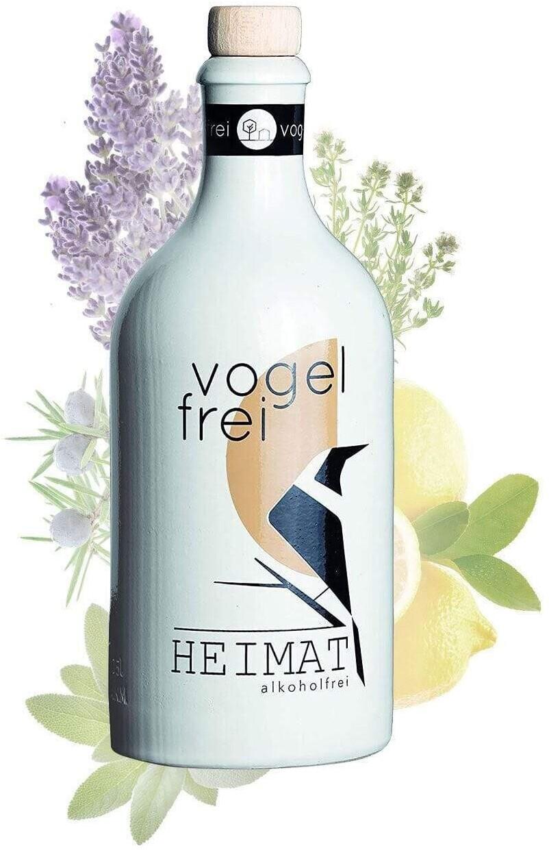 Heimat Gin Vogelfrei alkoholfreier Gin 0,5l
