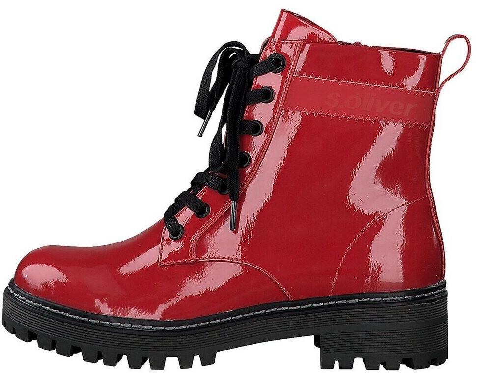S.Oliver Boots (5-5-25256-25) red