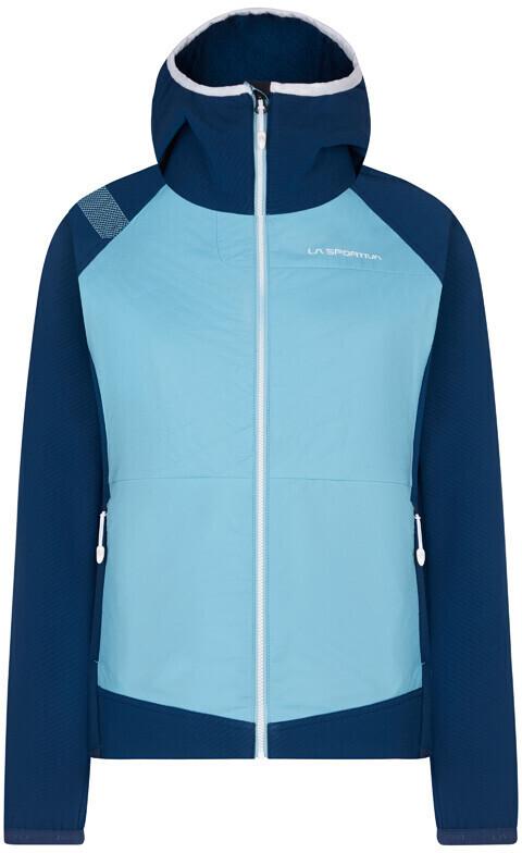 La Sportiva Kobik Hoody W pacific blue/opal
