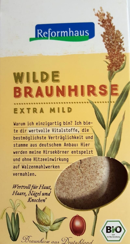 Reformhaus Wilde Braunhirse bio (1kg)