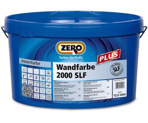Zero Wandfarbe 2000 SLF Plus 5 l