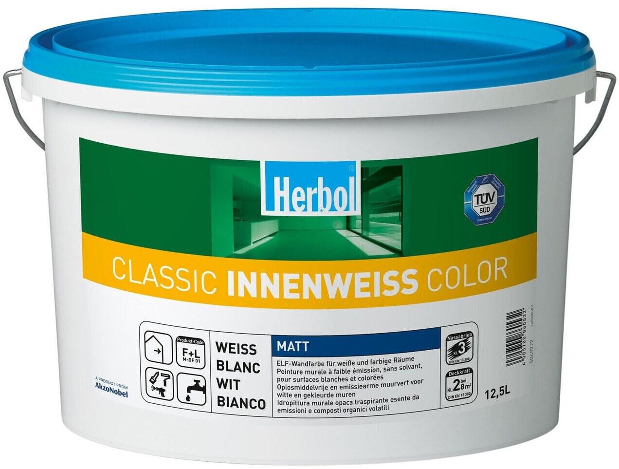 Herbol Herbol Classic Innenweiss 12,5l