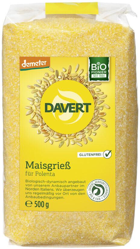 Davert Maisgrieß für Polenta (500g)