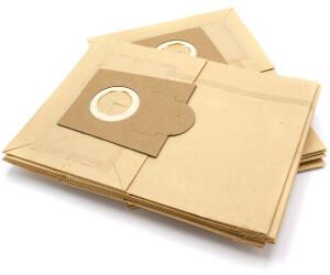 vhbw 10 Beutel Papier für Staubsauger wie Rossmann R 020