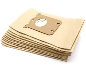 vhbw 10 Beutel Papier für Staubsauger wie Rossmann R 040