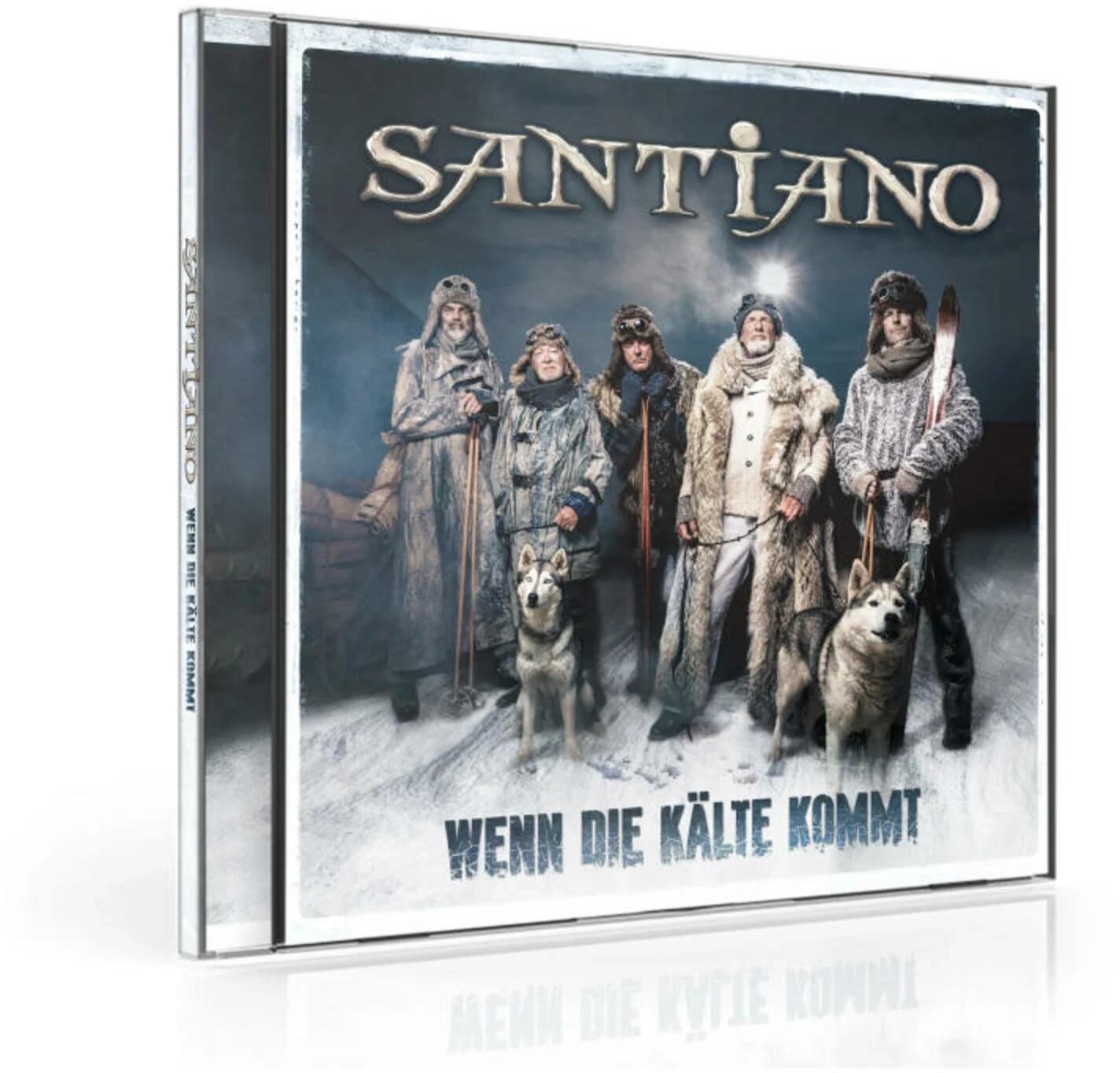 Santiano - Wenn Die Kälte Kommt (CD)
