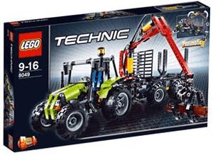 LEGO Technic La chargeuse à bois (8049)