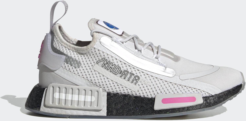 Image of Adidas NMD_R1 Spectoo Kids Dash Grey/Core Black/Screaming PinkOfferta a tempo limitato - Affrettati