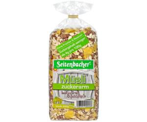 Seitenbacher Müsli zuckerarm (600g)