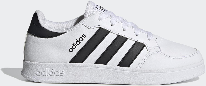 Image of Adidas Breaknet Cloud White/Core Black/Cloud White Kids (FY9506)Offerta a tempo limitato - Affrettati