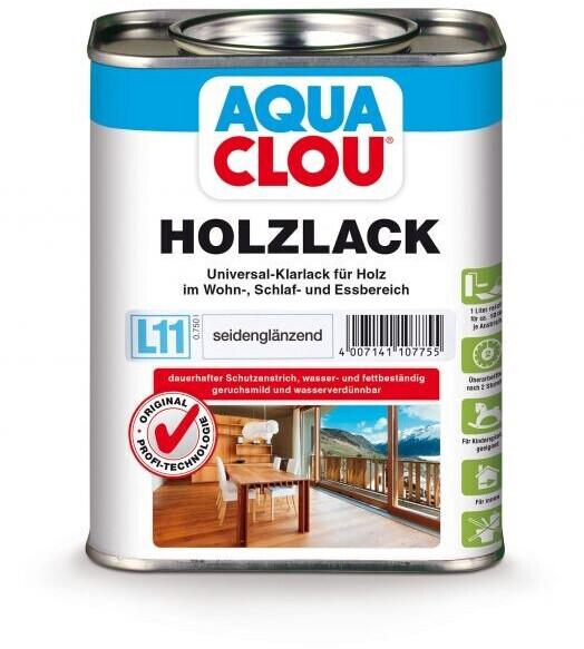 CLOU Aqua Holzlack matt 250 ml