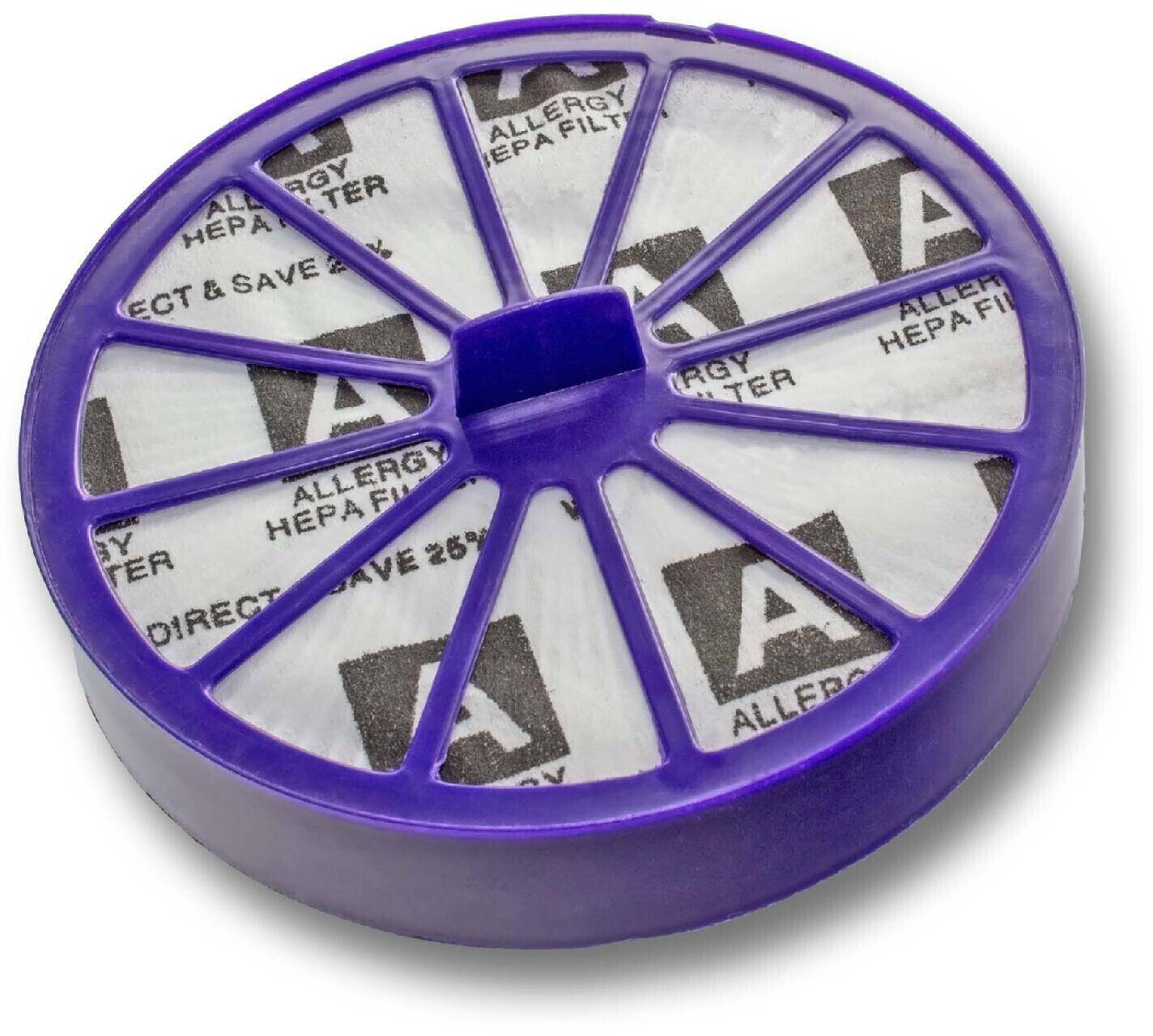 vhbw HEPA Filter für Dyson DC07 All Floors/ Animal/ Multifloor, DC14 All Floor / Animal/ Multifloor