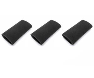 vhbw 3x Staubsaugerfilter passend für Bosch Athlet BBH73260, BCH51830GB, BCH51830gb/01, BCH51840/01