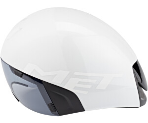 MET Codatronca Road Bike Helmet White/Black