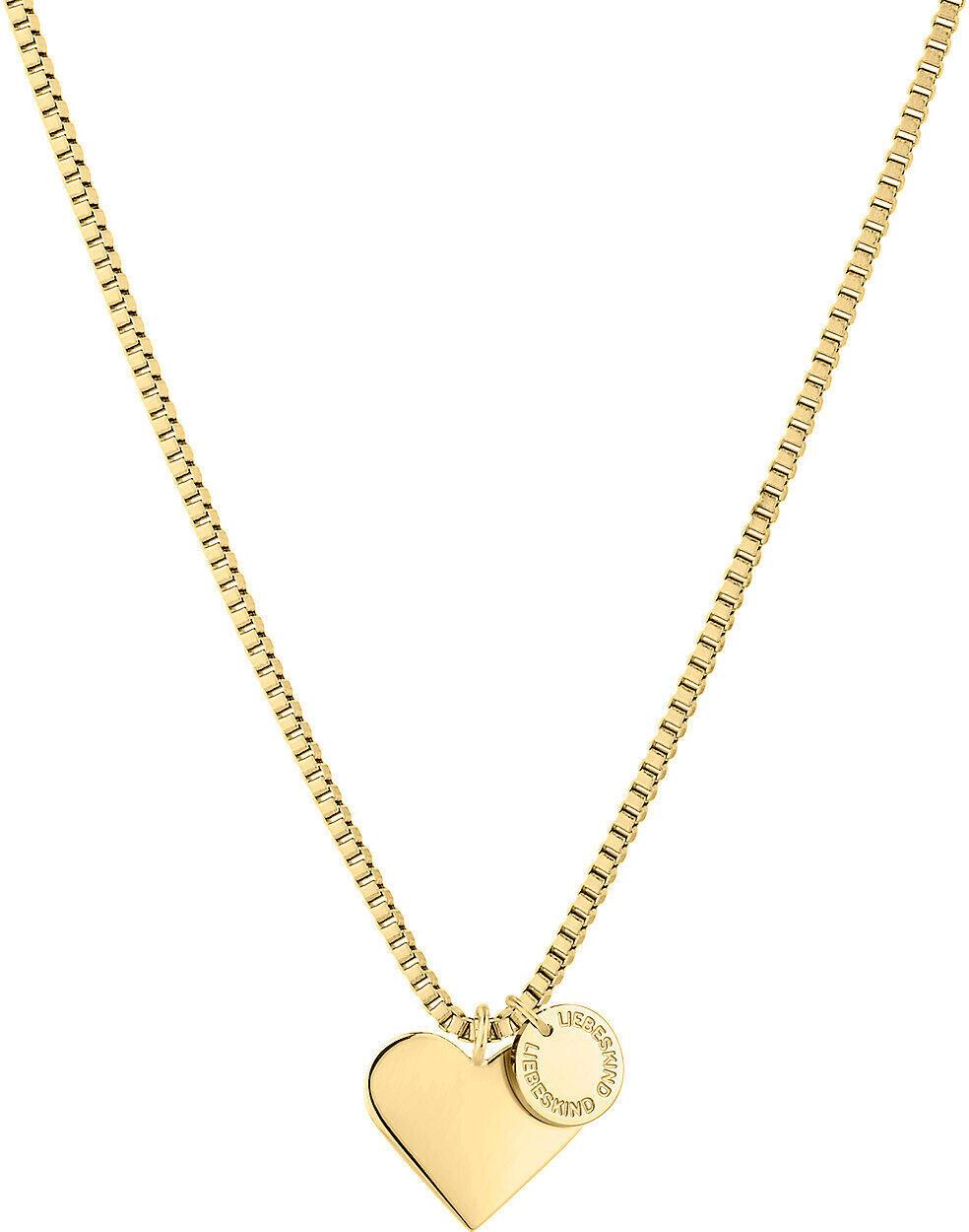Liebeskind Halskette LJ-050-N-45 gold