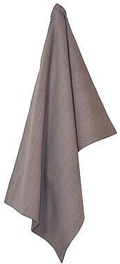 Solwang Bio-Baumwolle (50 x 70 cm) grau