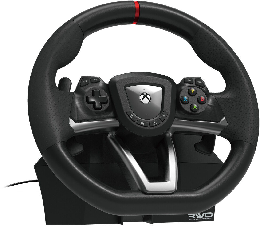 Image of Hori Xbox Series X|S/Xbox One Racing Wheel Overdrive