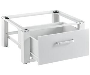 en.casa Waschmaschinen-Untergestell mit Schublade 17423406
