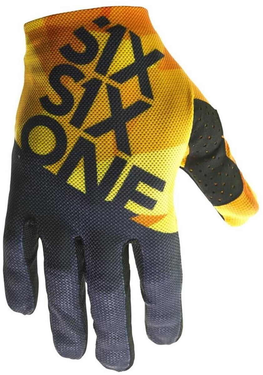 SixSixOne Bike-Raji Blau