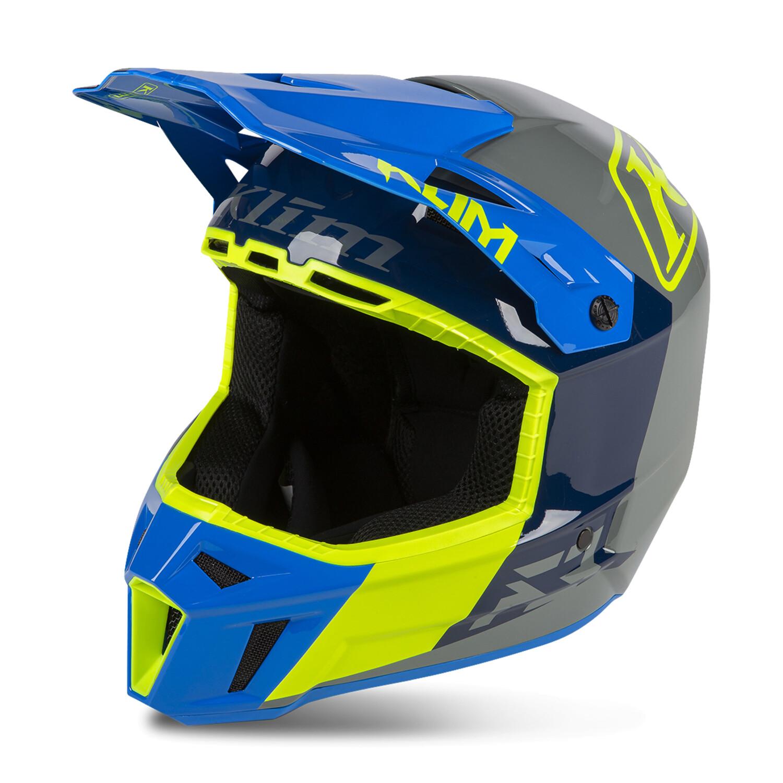 Klim F3 Prizm Kinetik Blue